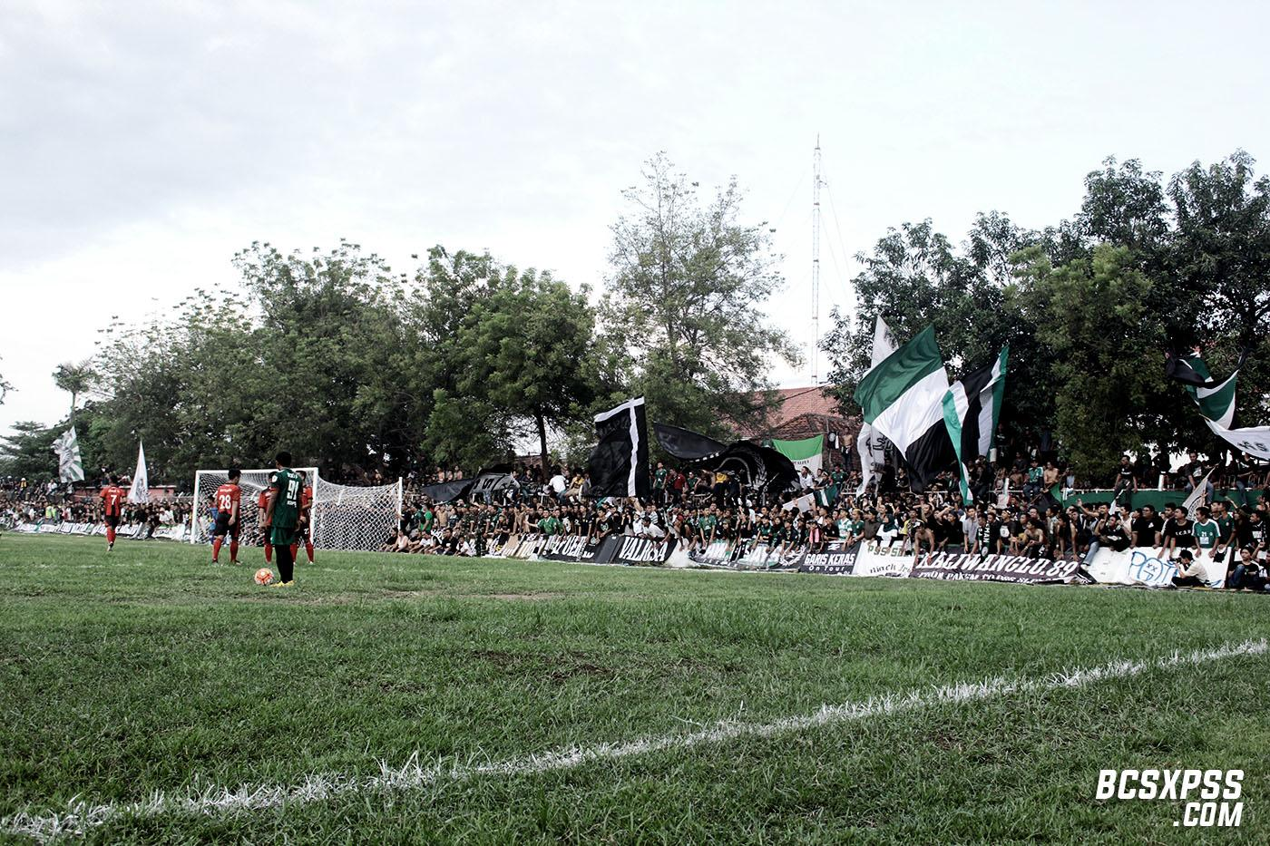 Persinga vs PSS . Awaydays !