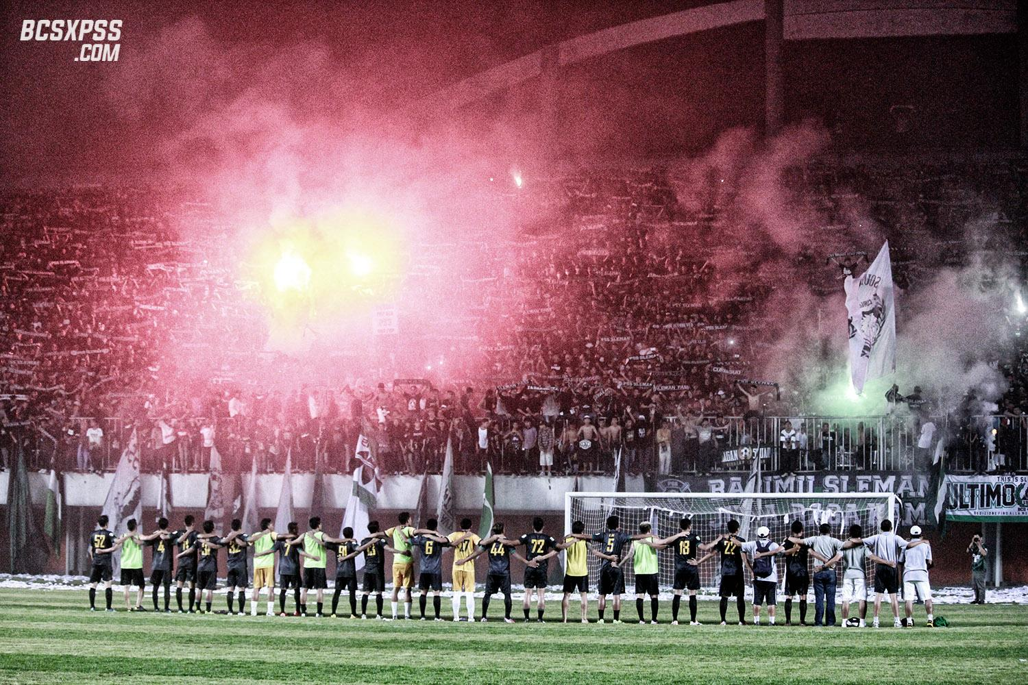 PSS vs Persela ( 16 April 2016 )